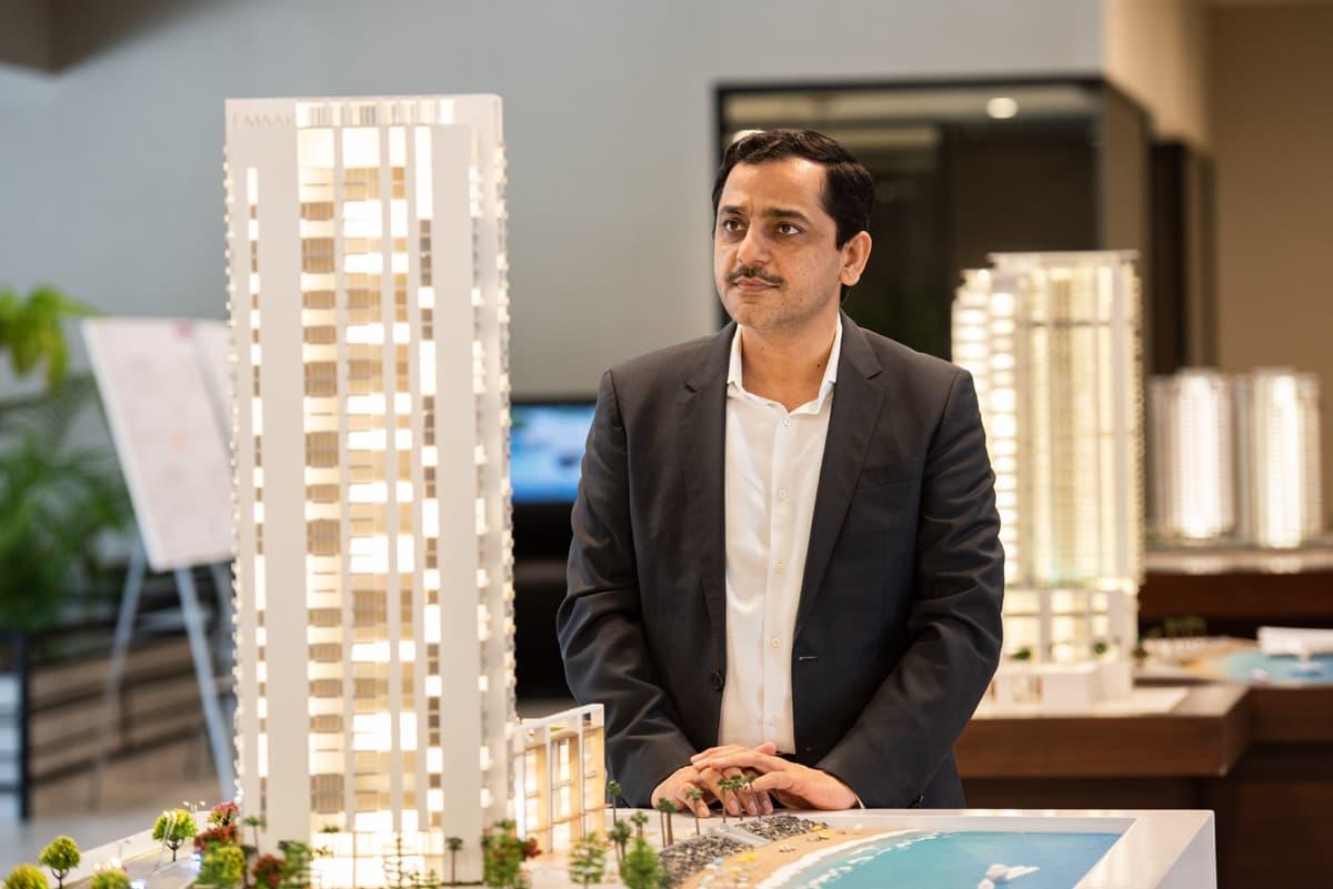 Sohail Baig, CEO, Emaar Pakistan