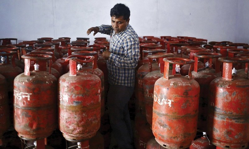 The government has decided to once again deregulate the LPG pricing and wants to create a competitive marketplace. — Reuters/File