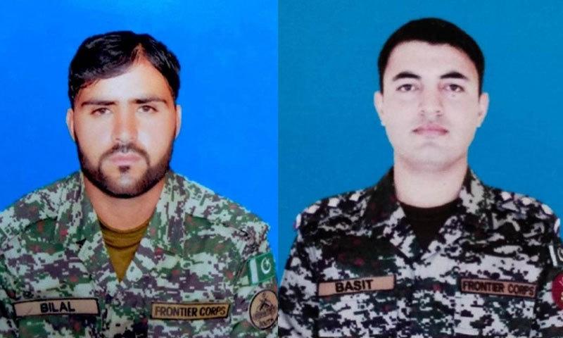 کے پی: کرم میں دہشت گردوں کے خلاف کارروائی میں پاک فوج کے دو اہلکار شہید - Pakistan - Dawn News