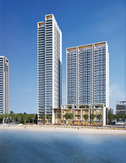 A state-of-the-art project that Emaar aptly names 'The Views'