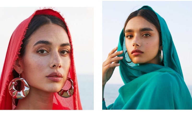 فیشن ڈیزائنر نے بتایا کہ انہوں نے میکسیکن لڑکیوں کو ایشیائی بنا کر پیش کیا—فوٹو: انسٹاگرام