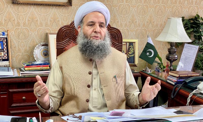 وزیر مذہبی امور نے کہا کہ اگر کوئی 14سال کی عمر میں مذہب تبدیل کرنا چاہتا ہے تو اسے روکا نہیں جا سکتا— فوٹو بشکریہ ریڈیو پاکستان