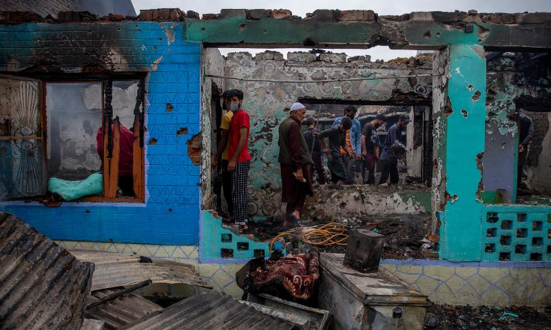 مقبوضہ کشمیر میں بھارتی فوج کی کارروائی، 3 نوجوان جاں بحق