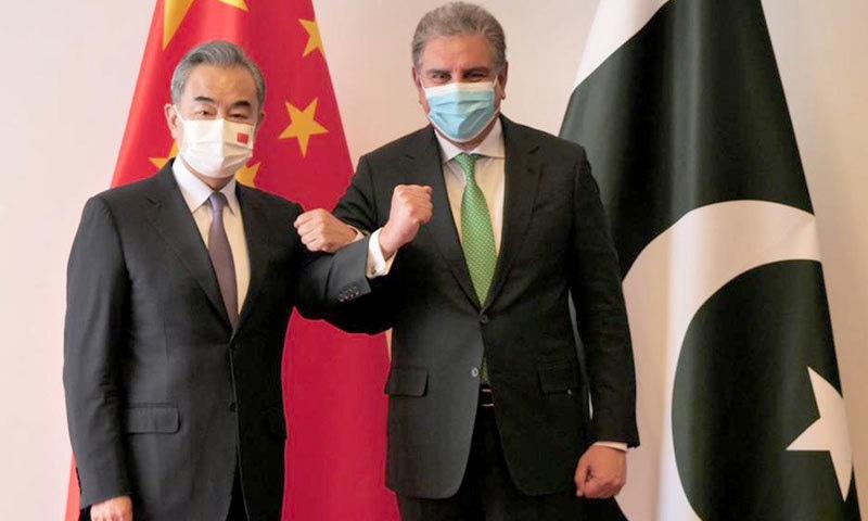 وزیرخارجہ کی چینی ہم منصب سے ملاقات، داسو واقعے پر اظہار افسوس