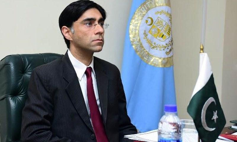 افغانستان میں ہر گروپ سے ہمارا رابطہ ہے، مشیر قومی سلامتی