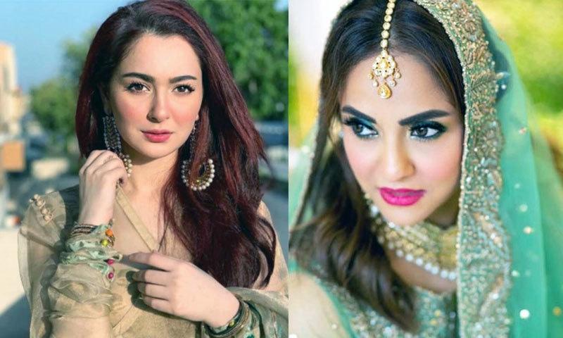 انٹرنیٹ پر کوئی بار بار ہانیہ عامر کو میرا شوہر بنا دیتا ہے، نادیہ خان