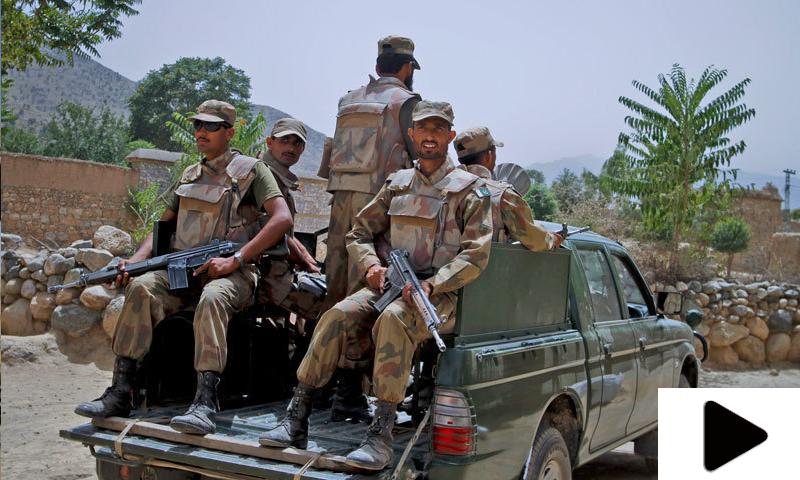 بلوچستان کے علاقے پسنی میں دہشت گردوں کا سیکیورٹی فورسز پر حملہ