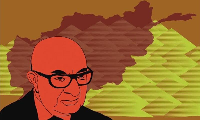 1978ء میں سردار داؤد کی حکومت کا تختہ الٹ دیا گیا تھا—ابڑو