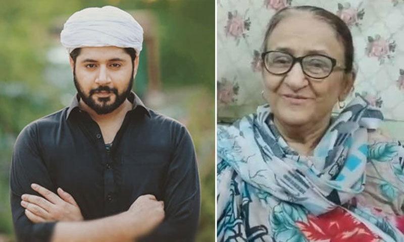 بلقیس ایدھی بھی 'رقصِ بسمل' میں عمران اشرف کی اداکاری کی معترف