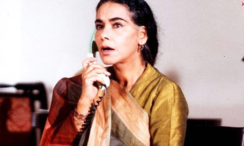 سریکھا سکری نے 1980 سے قبل فلمی کیریئر کا آغاز کیا—اسکرین شاٹ