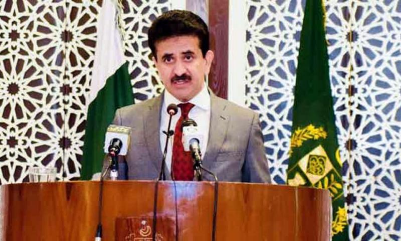 ترجمان دفتر خارجہ نے کہا کہ پاکستان، افغانستان میں امن کے لیے پر عزم ہے—فائل فوٹو: ریڈیو پاکستان