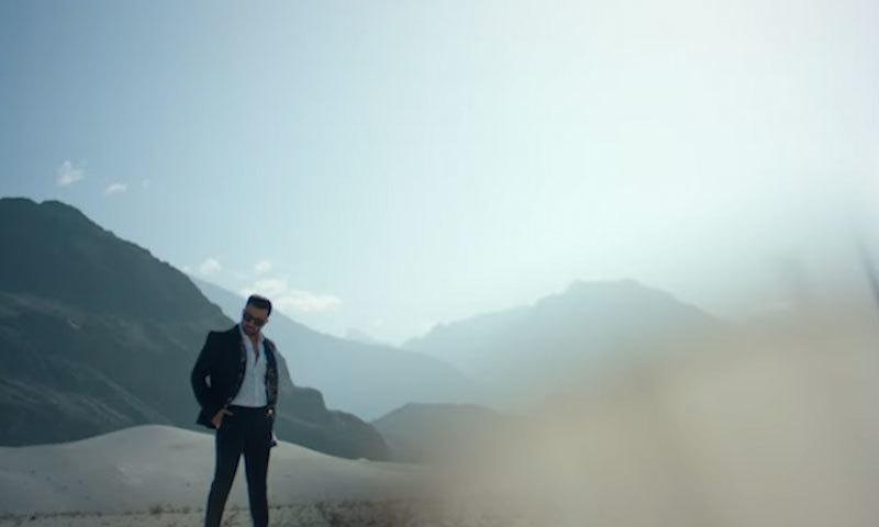 سجل علی اور عاطف اسلم کے گانے 'رفتہ رفتہ' کا ٹیزر ریلیز