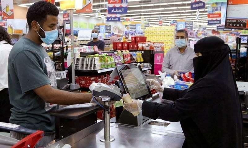 سعودی عرب: نمازوں کے اوقات کار میں دکانیں کھلی رکھنے کی اجازت
