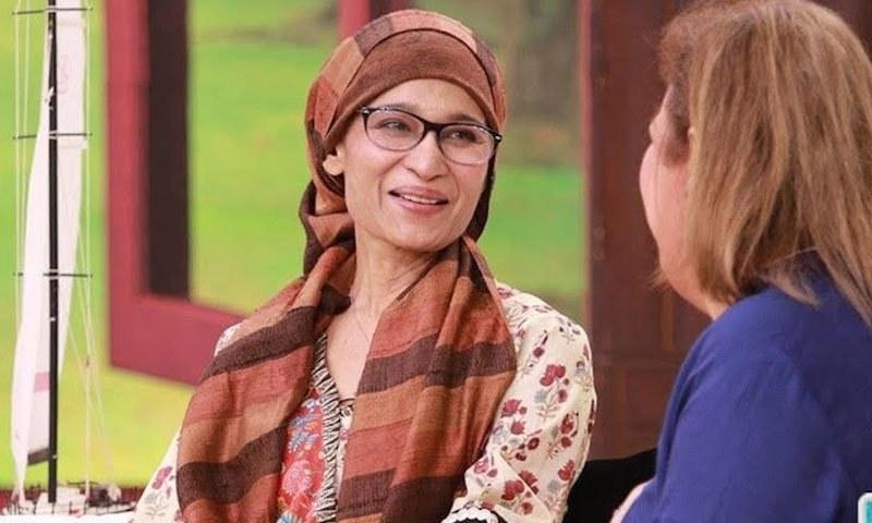 طویل عرصے سے کینسر سے لڑنے والی اداکارہ نائلہ جعفری انتقال کرگئیں