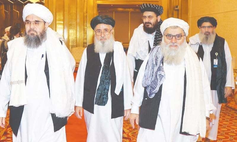 دوحہ میں افغان حکومت، طالبان رہنماؤں کے مابین 'امن عمل' پر مذاکرات کا آغاز
