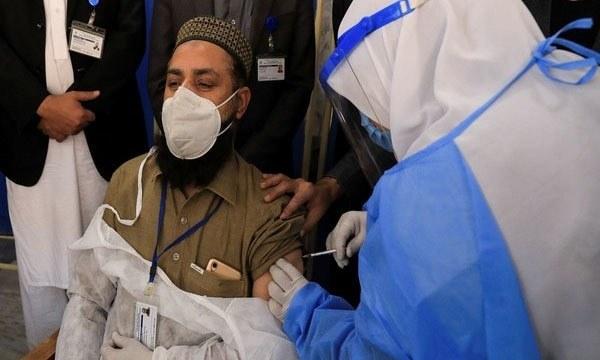 این آئی ایچ نے گزشتہ ماہ وائرس کے الفا، بیٹا اور ڈیلٹا  ویرینٹ کے 8 کیسز کی تصدیق کی تھی—فائل فوٹو: رائٹرز