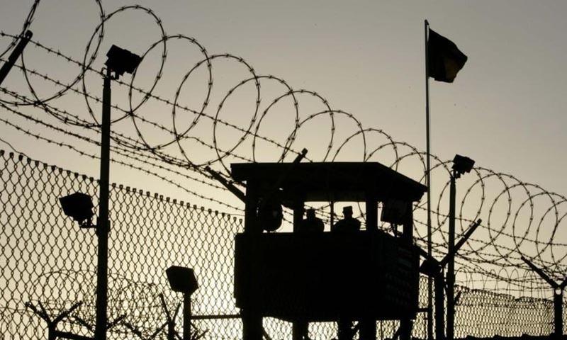 A file photo of Guantanamo Bay detention camp in Cuba. — Reuters/ File