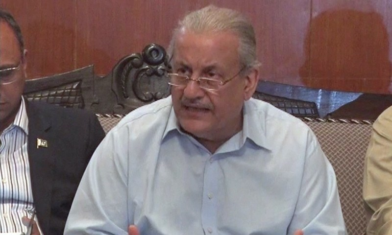 PPP Senator Raza Rabbani demanded that officials of the ministries of defence, interior and foreign affairs give a comprehensive briefing to parliamentarians before a full-fledged debate on the security situation. — DawnNewsTV/File