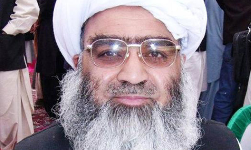 Provincial chief of the Jamiat Ulema-i-Islam-Fazl (JUI-F) Maulana Abdul Wasey said poor people were not getting two square meals due to sky-rocketing hike in prices of essential items. — Dawn/File