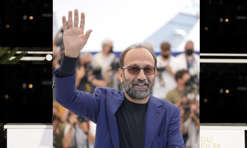 ایرانی فلم ساز اصغر فرہادی کی فلم دوسرا بڑا ایوارڈ جیتنے میں کامیاب گئی—فوٹو: اے پی