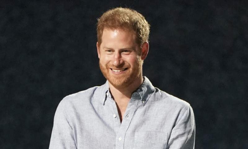 شہزادہ ہیری نے مارچ 2020 میں شاہی حیثیت سے دستبرداری اختیار کی تھی—فائل فوٹو: اے پی