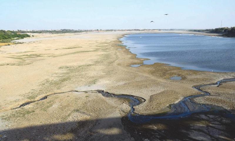 Former nazim Guldad Khan said water scarcity had become the biggest problem of Bisham. — INP/File