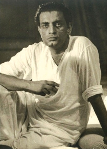 Satyajit Ray | Photo: Unknown Author/Wikimedia Commons Public Domain