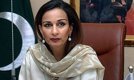 PPP Senator Sherry Rehman regretted that Pakistan ranked at 151st position out of 153 countries at the Global Gender Gap Index of the World Economic Forum. — AP/File