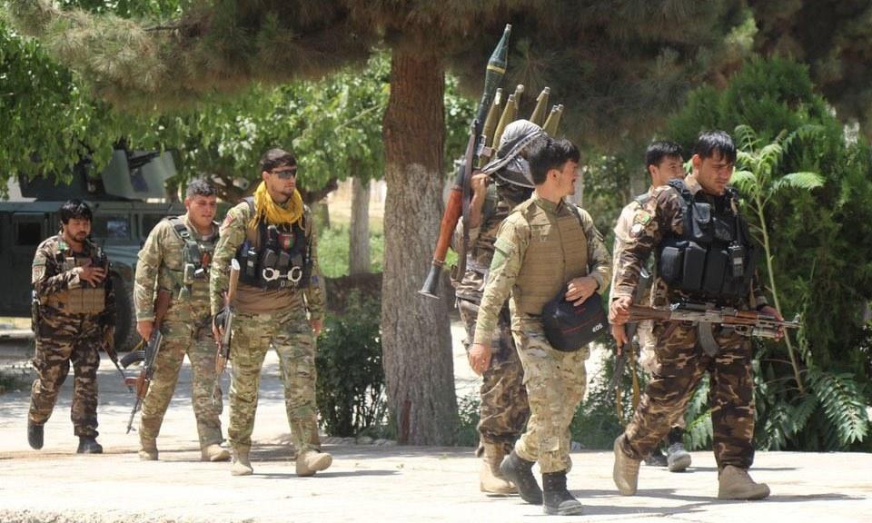 افغانستان: صدارتی محل کے قریب راکٹ حملے میں ملوث 4 طالبان جنگجو گرفتار