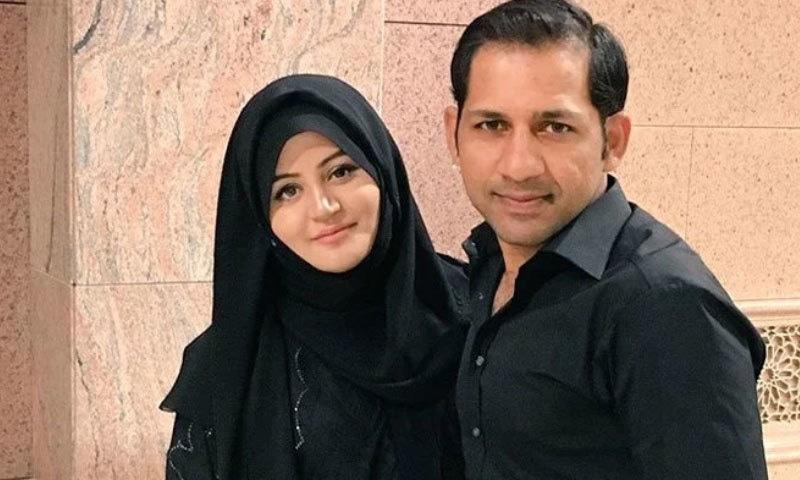 پی سی بی نے سرفراز احمد کی اہلیہ کے سوال کا جواب بھی دیا—فائل فوٹو: ٹوئٹر