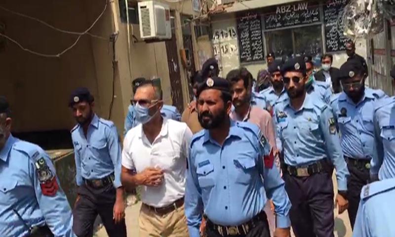 نور مقدم قتل کیس: ملزم کے والدین کا 2 روزہ جسمانی ریمانڈ منظور