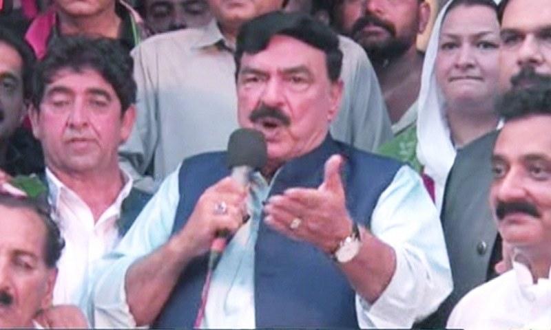 آزاد کشمیر انتخابات: راولپنڈی میں کیش گروپ ہار گیا، عمران خان جیت گیا، شیخ رشید