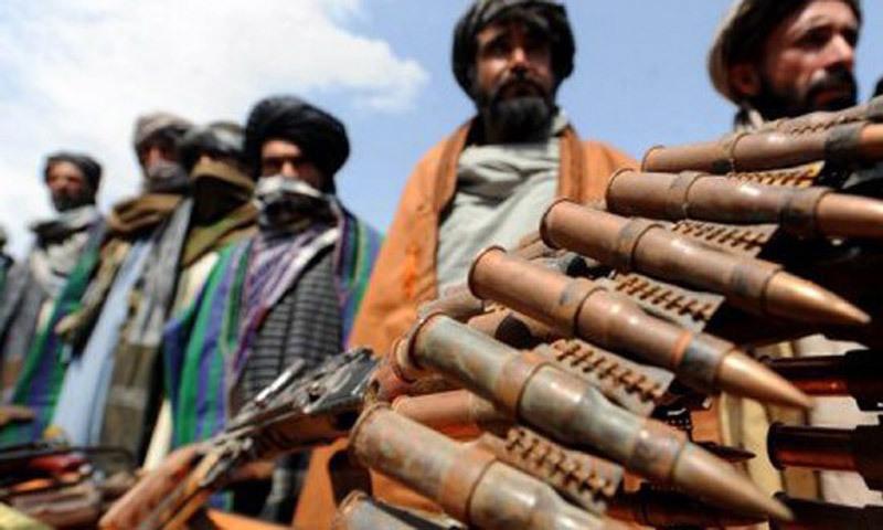 طالبان  نے 20 سال تک ایک عالمی طاقت کی موجودگی کے باوجود اپنا وجود برقرار رکھا —اے ایف پی فائل