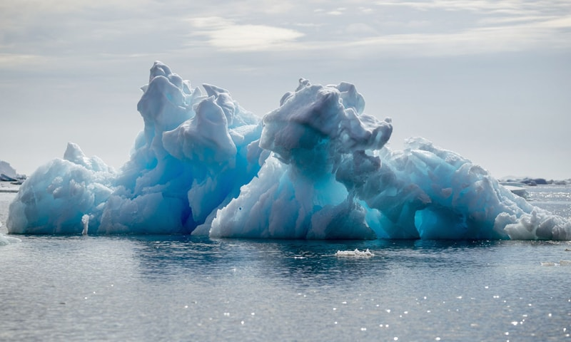 In this file photo, an iceberg floats in a fjord near Tasiilaq, Greenland. — Reuters/File