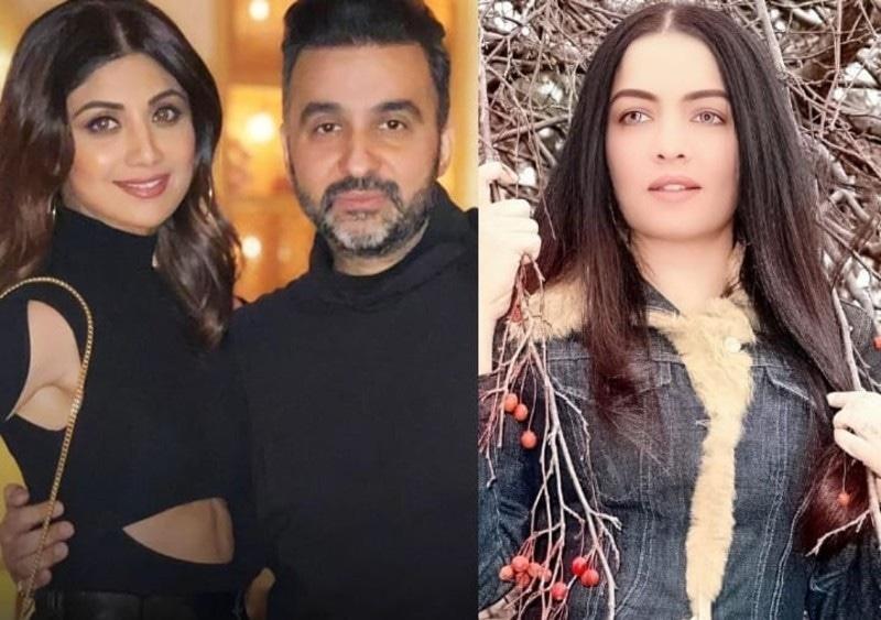 سلینا جیٹلی کے ترجمان کے مطابق اداکارہ کو شلپا شیٹی کی دوسری ایپ کے منصوبے میں کام کی پیش کش ہوئی تھی—فائل فوٹو: فیس بک