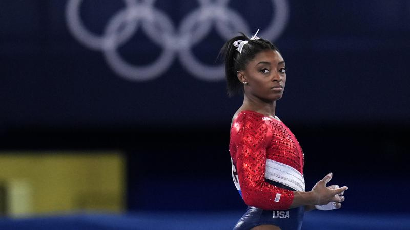 سائمن بائلز کا فیصلہ ٹینس اسٹار نومی اوساکا کی اولمپک سے جلد رخصتی کے بعد سامنے آیا —تصویر: انسٹاگرام
