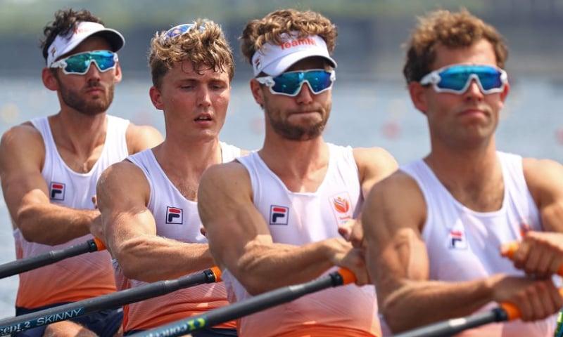 ٹوکیو اولمپکس: کواڈ اسکَلز مقابلوں میں نیدرلینڈز اور چین کے طلائی تمغے