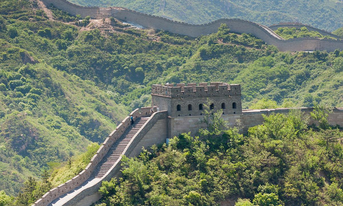 دیوارِ چین جانے کے لیے بہترین وقت کونسا ہوتا ہے؟