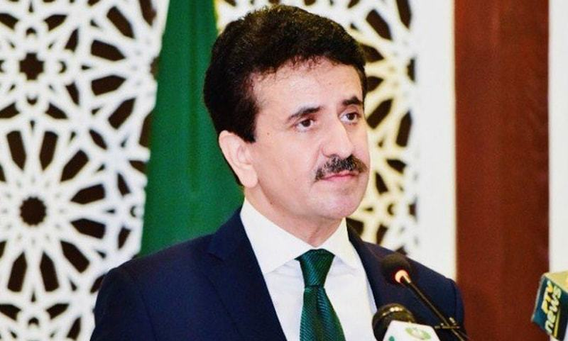 """""""We believe that China being a neighbouring country to Afghanistan does have an important role to play in the Afghan peace process,"""" FO spokesman Zahid Hafeez Chaudhri said. — APP/File"""