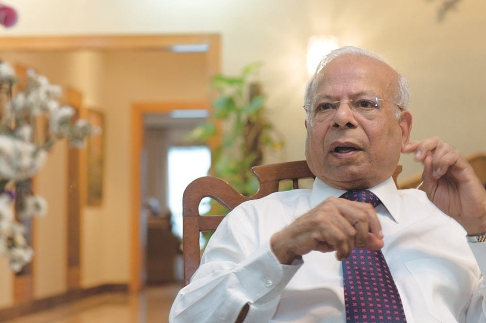 Dr Ishrat Hussain had been a part of the federal cabinet with the status of a federal minister since August 2018 and had set up an Institutional Reforms Cell (IRC) at the PM Office. — White Star/File