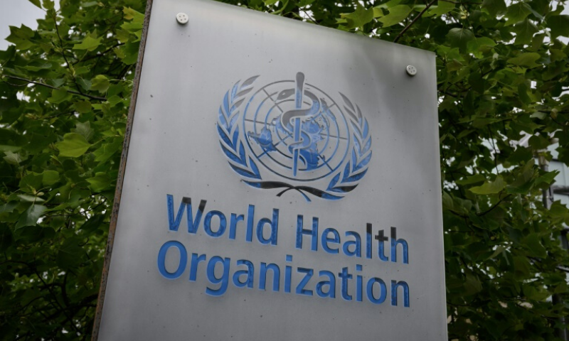 The global health body said the highly transmissible strain, first detected in India, has been recorded in 15 out of the 22 countries and territories of the region under its purview. — AFP/File