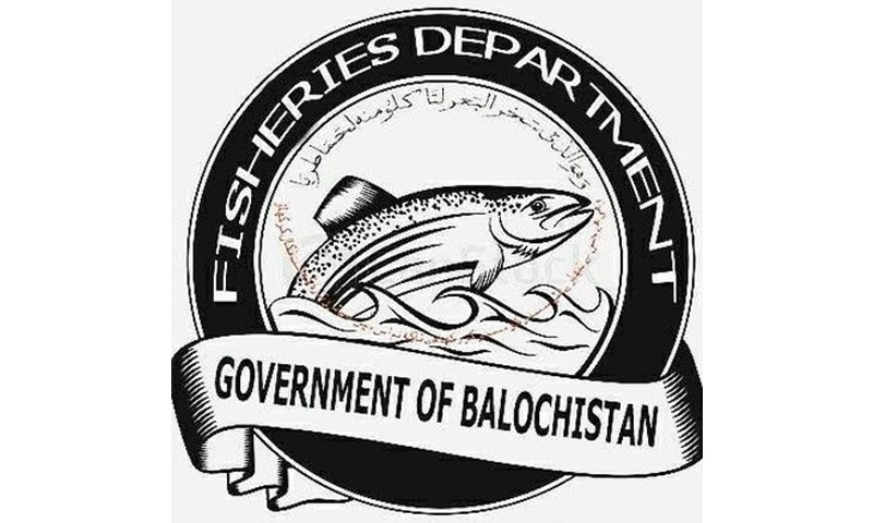 A notification issued by the department on Thursday said that the employees were sacked after an investigation found them guilty of corruption and misconduct. — Photo courtesy Balochistan Fisheries Department Twitter