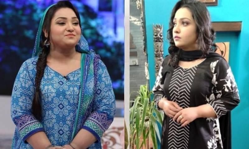 اداکارہ عروسہ صدیقی کے وزن میں کمی پر مداح حیران