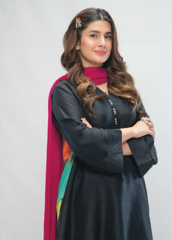 Kubra Khan in *Hum Kahan Kay Sachchay Thay*