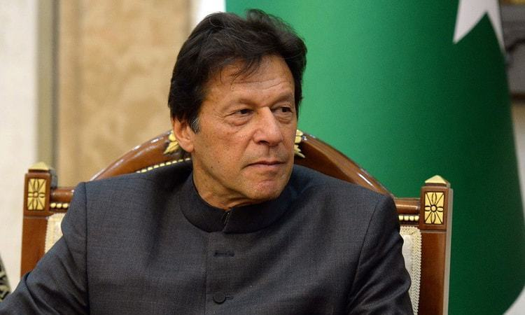 Prime Minister Khan expressed displeasure over the fact that he was being contacted by different quarters for exerting pressure on him to select particular candidates. — PM's Facebook page/File