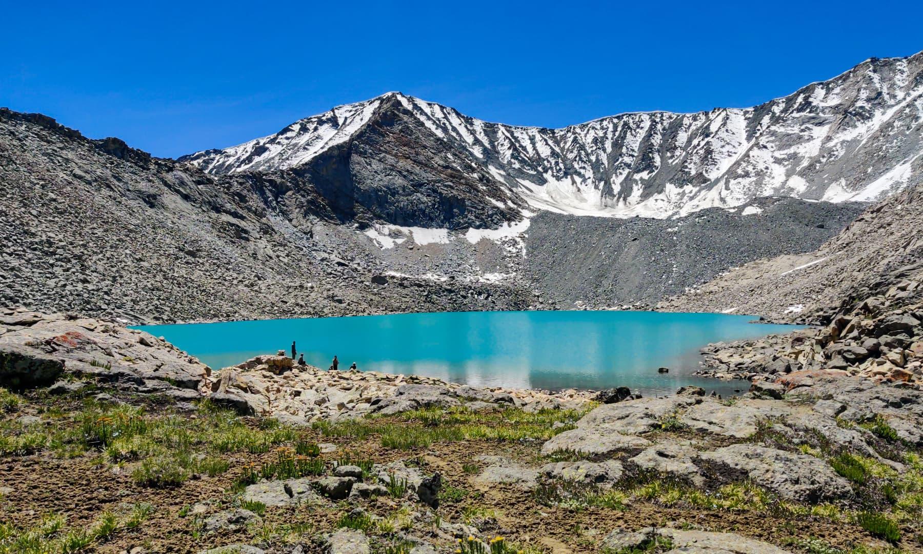 کھرمنگ کی دوسری بڑی جھیل کوسورو