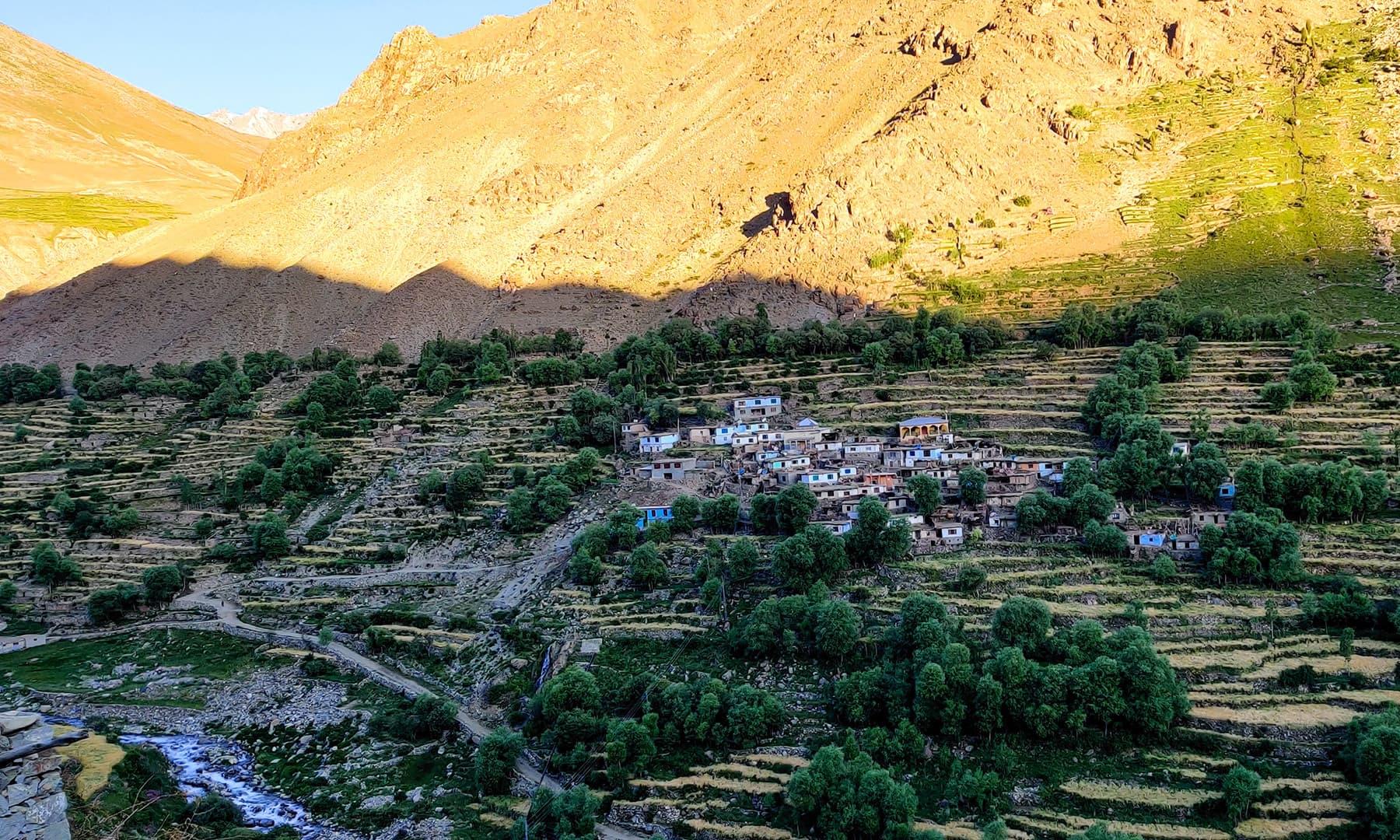 کوسورو گاؤں