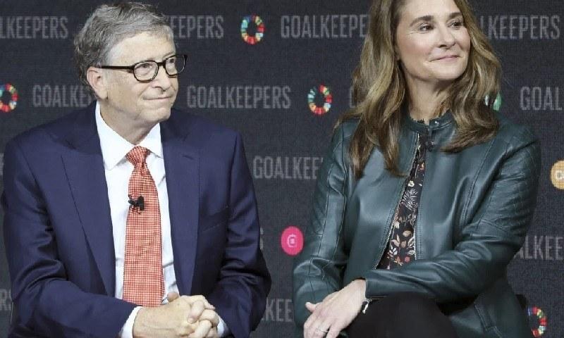 بل اور ملینڈا گیٹس کی طلاق کیلئے کارروائی مکمل