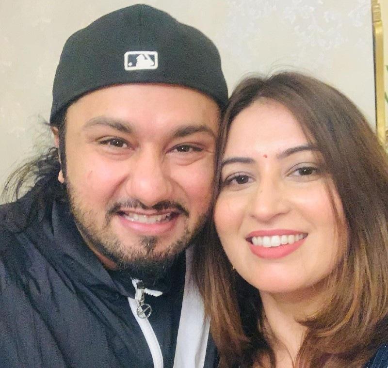 بیوی کے الزامات پر ہنی سنگھ نے کوئی جواب نہیں دیا—فائل فوٹو: انسٹاگرام