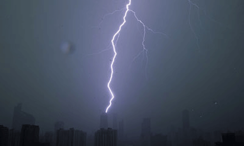 According to an official tally, there were more than 200 lightning deaths in 2016, with 82 people dying on a single day in May. — AP/File